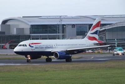 G-DBCC Dublin Airport 4 July 2013