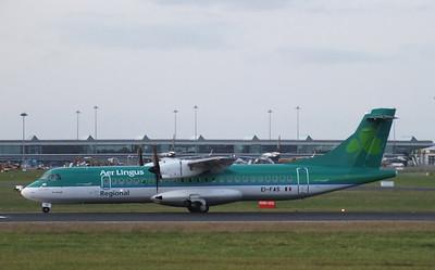 EI-FAS Dublin Airport 4 July 2013