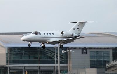 OO-CEJ Dublin Airport 4 July 2013