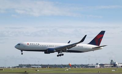 N197DN Dublin Airport 28 July 2013