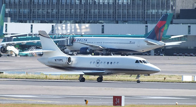 N711PE Dublin Airport 28 July 2013