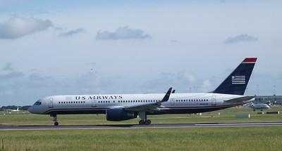N935UW Dublin Airport 28 July 2013