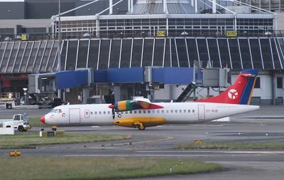 OY-RUB Dublin Airport 4 July 2013
