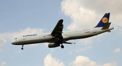 D-AIRP Heathrow 23 July 2016