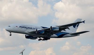 9M-MNE Heathrow 23 July 2016