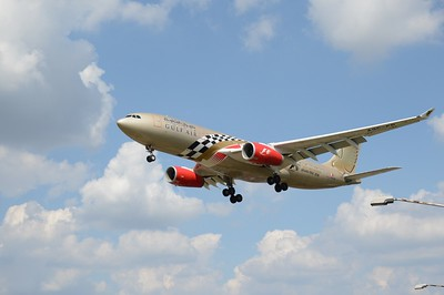 A9C-KB Heathrow 23 July 2016