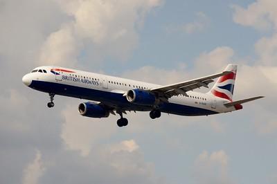 G-EUXC Heathrow 23 July 2016