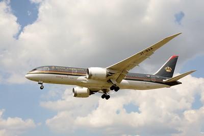 JY-BAA Heathrow 23 July 2016