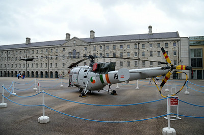 195 rear Collins Barracks National Museum 2 August 2014