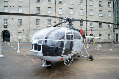 195 port side Collins Barracks National Museum 2 August 2014