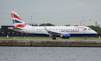 G-LCYD London City 7 June 2017