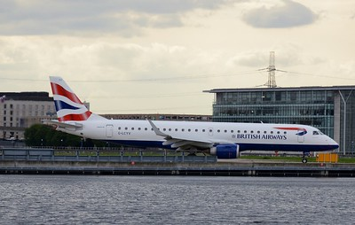 G-LCYV London City 7 June 2017