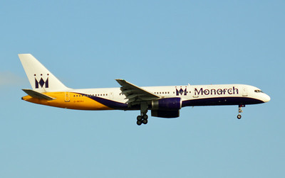 G-MONJ London Gatwick 15 July 2014