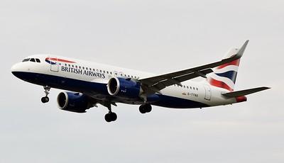 G-TTNG London Heathrow 1 May 2019