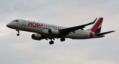F-HBLE London Heathrow 1 May 2019