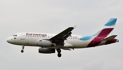 D-AGWB London Heathrow 1 May 2019