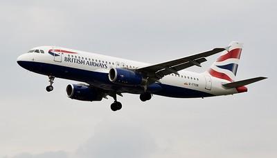 G-TTOB London Heathrow 1 May 2019