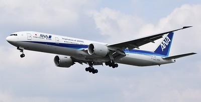 JA787A London Heathrow 1 May 2019
