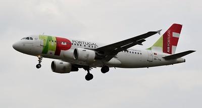 CS-TTD London Heathrow 1 May 2019