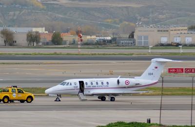 004 Turkish AF Madrid 26 November 2014