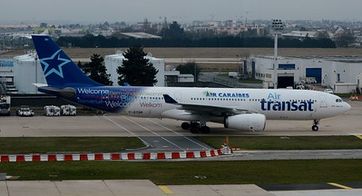 C-GTSR Paris Orly 20 February 2017