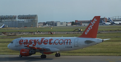 G-EZAN Toulouse 25 June 2013
