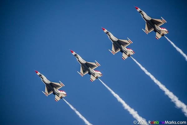 Thunderbirds 1-4