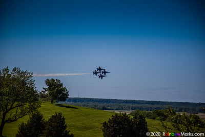 2016 Blue Angels at the St. Louis Airshow