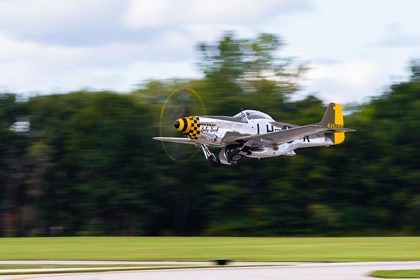 "North American P-51D ""Baby Duck"""