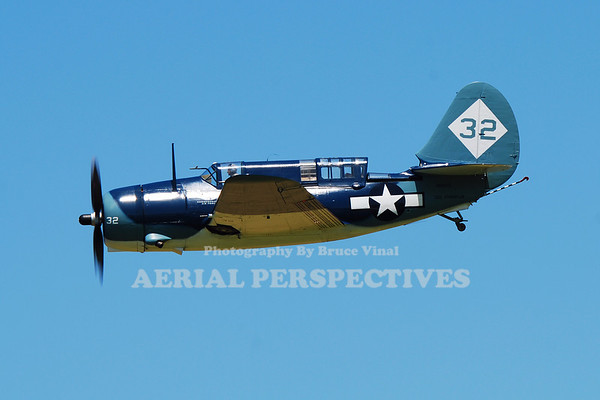 """N92879 - 1944 Curtiss Wright SB2C5 """"Helldiver"""" This beautiful aircraft is the only flying example of a Helldiver in the world"""