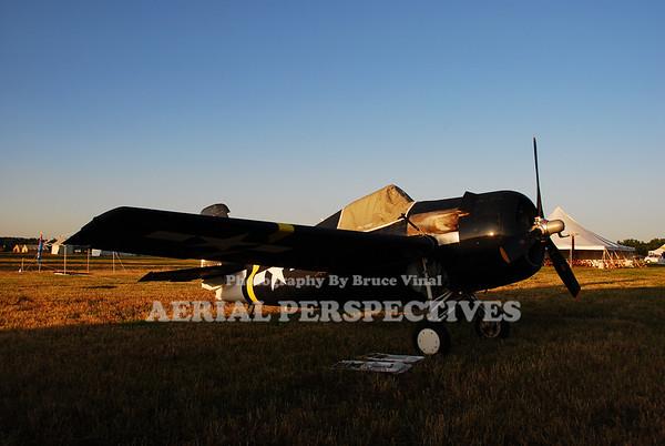 "N909WJ - 1944 Grumman FM-2 ""Wildcat"""