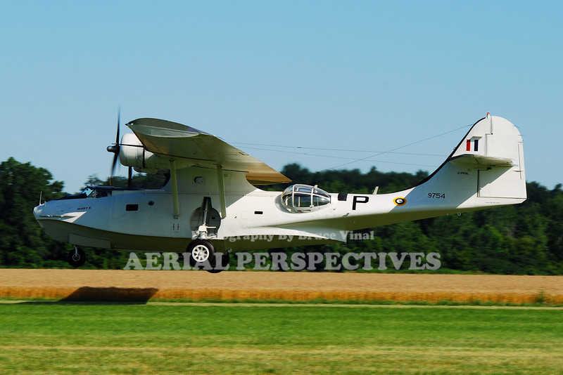 C-FPQL - Consolidated Vultee PBY-5A