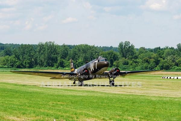 N345AB - 1943 Douglas DC3C-S1C3G  (C-47)