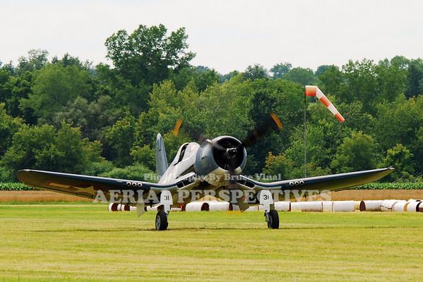 N46RL - 1945 Goodyear FG1D