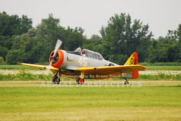 N645DS - 1944 North American SNJ-5
