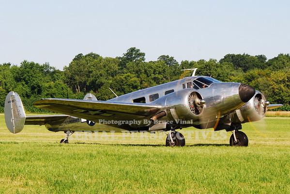 N45GC - 1954 Beech C-45H Expeditor