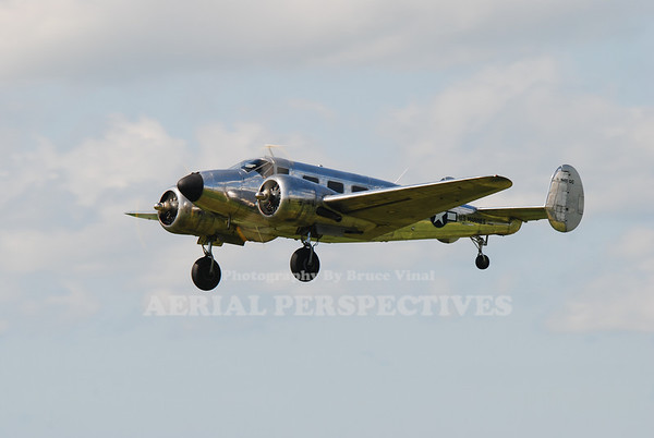 N45GC - Beech C-45H Expeditor
