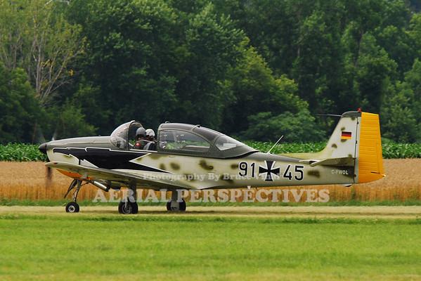C-FWOL - 1960 Focke-Wulf  FWP. 149D
