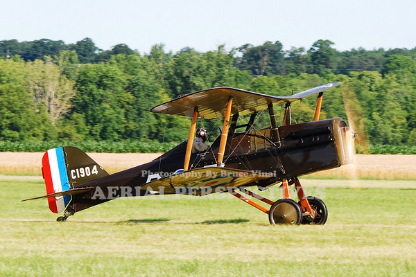 C GRJC  1991   ROYAL AIRCRAFT FACTORY SE5 A REPLICA