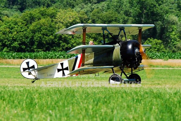 C-GDRI  1995   DR-1 TRIPLANE