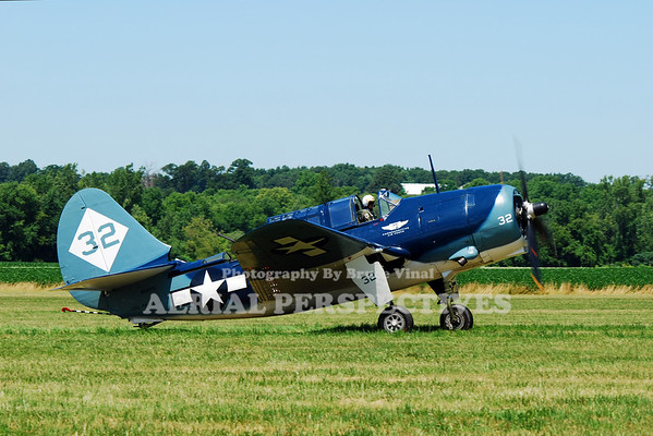 "N92879 - 1944 Curtiss Wright SB2C5 ""Helldiver"""