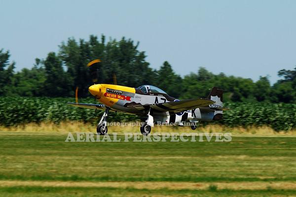 "N119H - 1944 F-51D  ""Never Miss"""