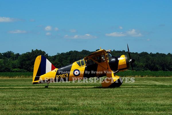 C-GCWL - 1942 Westland LYS 3A (Lysander MK IIIA)