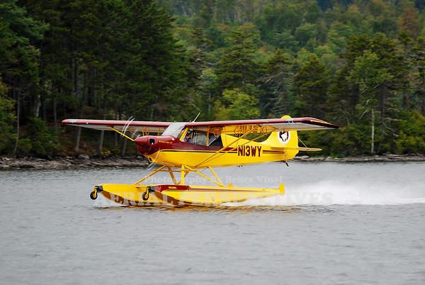 N13WY - 2008 Aviat A-1C-180