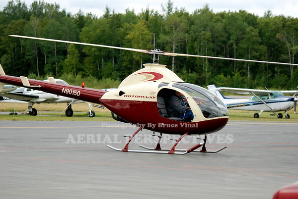 N90150 - 2001 162F Rotorway