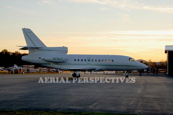 N70LF - Dassault Falcon 900EX