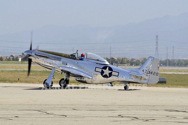 NL7722C - 1944 North American P-51D