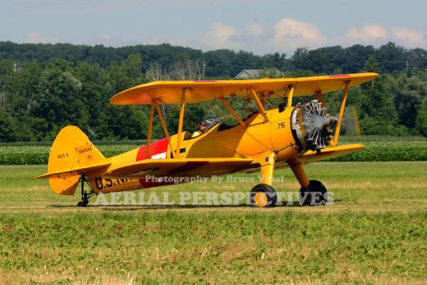 N1640M - 1943 Boeing A75N1 (PT17)