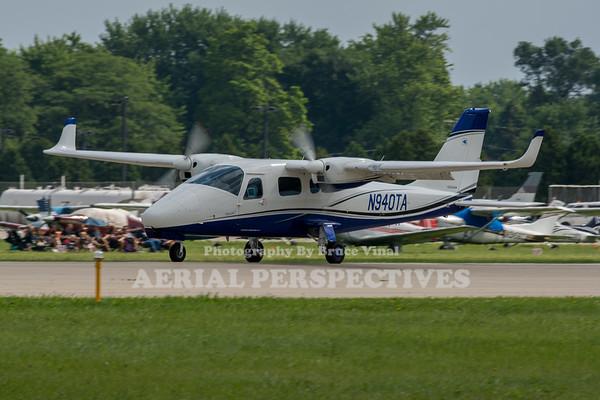N940TA - 2014 Costruzioni Aeronautiche Tecnam P2006T