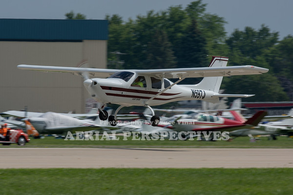 N597J - 2007 JABIRU USA SPORT AIRCRAFT LLC J250-SP